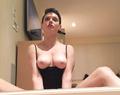 Rose McGowan nude leaked photos (boobs closeup)
