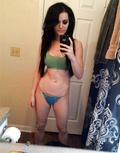 Paige - nude leaked, p II (full frontal)