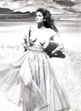Cindy Crawford - various nude photos