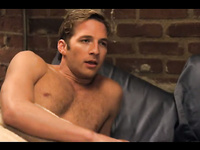 Friends With Benefits 1x13 -  Ryan Hansen nude scenes