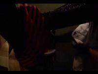 Dead Like Me 1x14 -  Harold Perrineau Jr & Callum Blue nude scenes